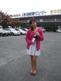 アナリンさん名古屋にて